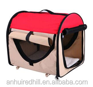 Transport Carrier Pet Soft Crate Pet Side Carrier Dog Travel Box