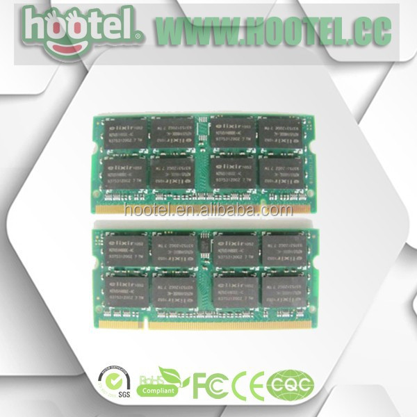 Manufacturing Laptop DDR 1GB ram memory module for sodimm