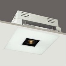 Hybrid source architectural luminaire ,recessed down lighting fixture R6A0001
