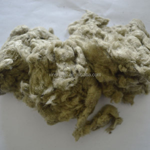 aluminosilicate wool / mineral wool supplier other heat insulation material