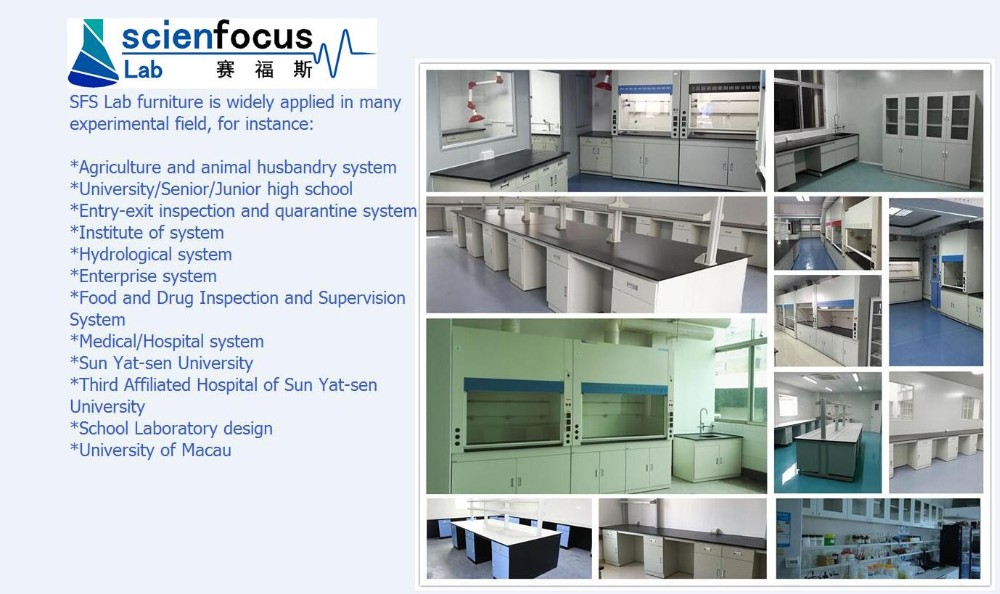 SFS-WB-008 High Quality laboratory metal workbench