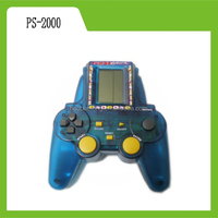 Handheld Brick Game Console