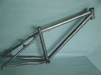 BMX titanium bicycle frame-WT01-406