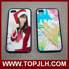 Hot sell phone cover sublimation phone case heat transfer phone cover for iPhone 4/4S
