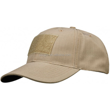 High quality Khaki color TC6535 army military tactical hats men's baseball caps
