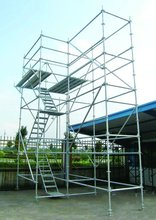 Hot sell Ring lock vygotsky scaffolding poutama
