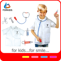 Doctor Role Play Costume Toy Set