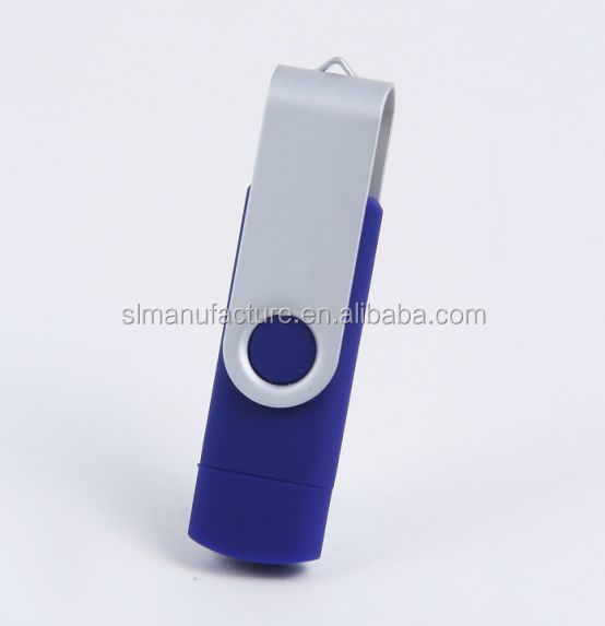 new arrival OTG usb flash drive for mobile phone usb 2.0 flash memory driver 512MB/1GB/2GB/4GB/8GB/16GB/32GB/64GB