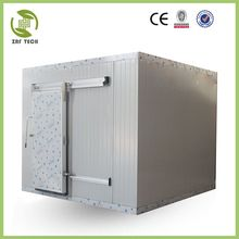 Pu panel used medium Temp. fruits and vegetables fresh-keep commercial refrigerator room ,cold storage room