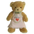 "15"" unstuffed teddy bear toy"