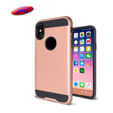 Guangzhou Manufacture tpu+pc protective phone case for iphone x cover