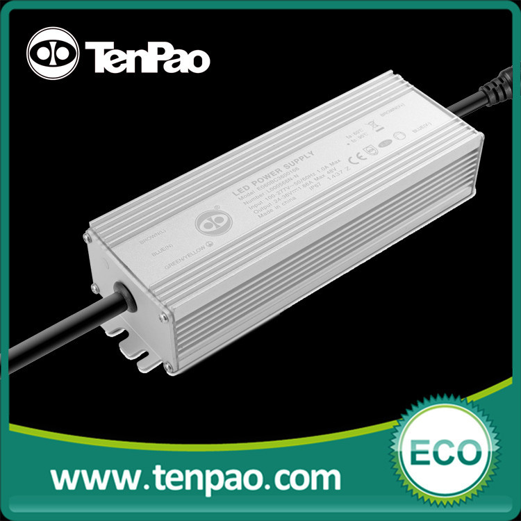 outdoor Dimmable Single Output LED Driver 60W