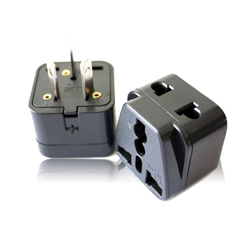 Hot sale 2 pin plug USA to Australia travel adaptor