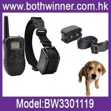 New 2016 wearproof dog collar ,h0ths electric shock no bark dog training collar for sale