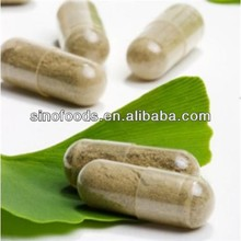 nutritional supplements Ginko flavones Terpenlactone Ginkgo biloba leaves Extract