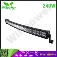 Factory Wholesale 12 Volt Curved Led