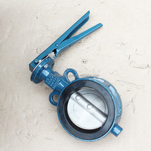 High Quality Sanitary Stainless Steel DN50~1200mm Wafer Butterfly Valve