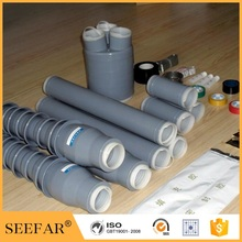 Cold shrink cable joints and termination kit