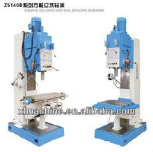 manual vertical bench drilling machine for metal machining at a low price for sale