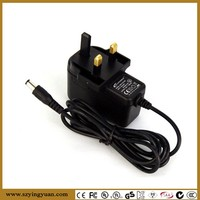 DC 5V 2A AC Power Adapter Wall Charger with round 2.5mm Jack for Android Tablet PC MID reader UK Plug