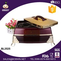 Hot Selling Double Layers Insulated Food Warmer Hot Pot