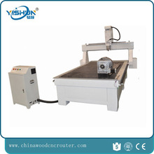 Automatic 3d wood carving cnc router machine for guitar making stepper motor small cnc wood cutting machine with square rail