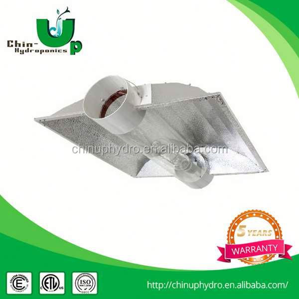 6'' hydroponic air cooled reflector /small round reflectors