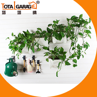 Wall Hanging Pots For Hanging Plants Plastic Home Slatwall Panel Decorative Accessories
