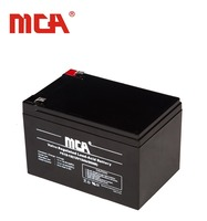 Hot sale lead crystal battery of 12V12Ah AGM dry Battery for inverters in pakistan