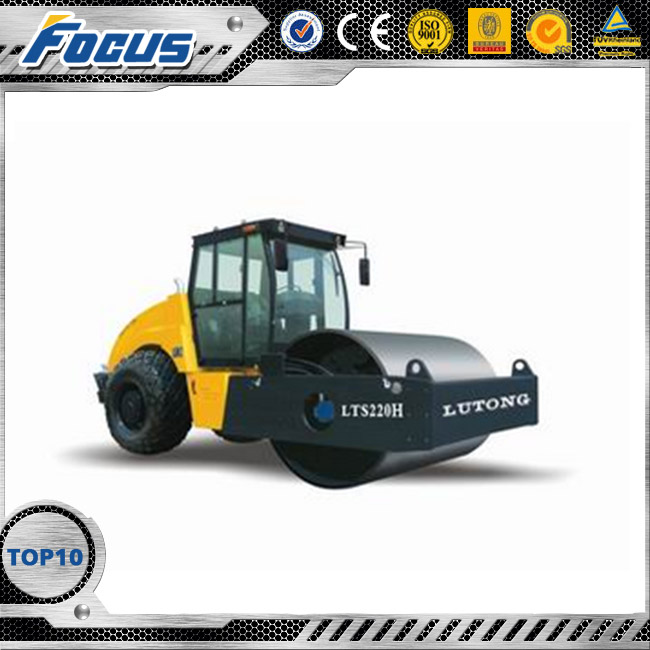 LTD220H Engineering Machinery drum road roller, road rollers tractor