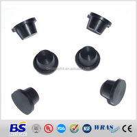 Top quality and low price rubber cap for screw