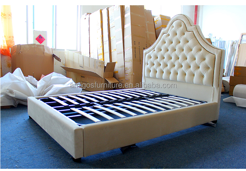 Very cheap double bed designs in wood for High resolution