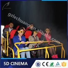 Theme Park Children Game Mini 5D Cinema Theater Movie On Sale