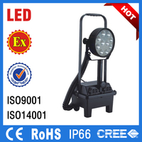 rechargeable led work light portable work light led extendable work light