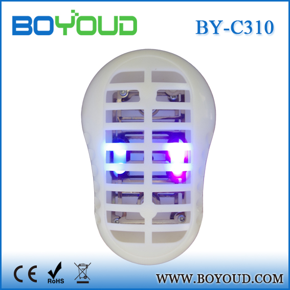 Blue LED lamp electrical anti flies ultrasonic mosquito killer