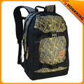 Camouflage color Waterproof Sports School Backpack