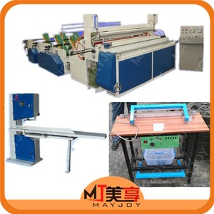 MAYJOY professional toilet paper machine prodution line for sale