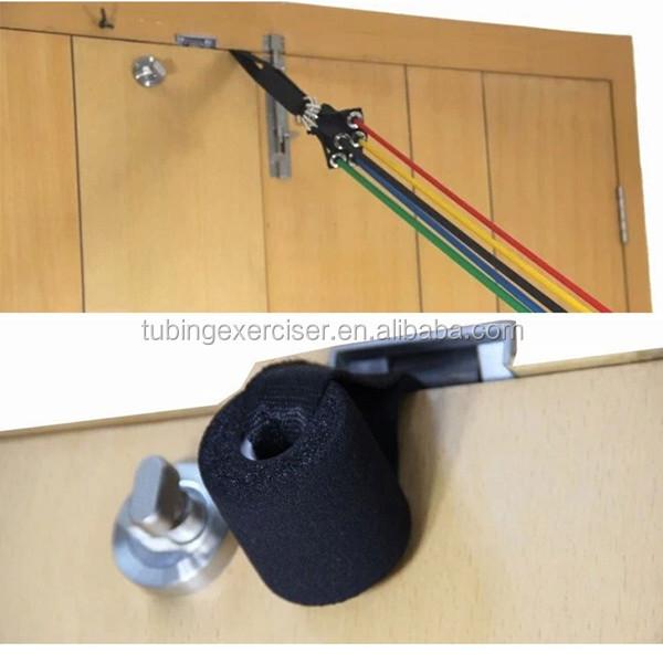 Resistance Band Set With Door Anchor,Resistance Band Door