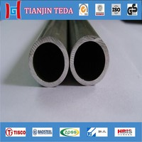 20mm aluminum hollow pipe/tube 6065 t5 t6