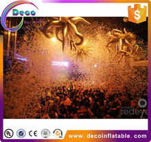 New brand popular party/club/stage inflatable decoration ball