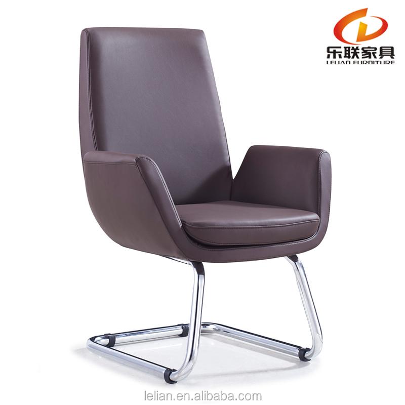 Ejecutivo silla de oficina de cuero moderno sillas de oficina sin ...