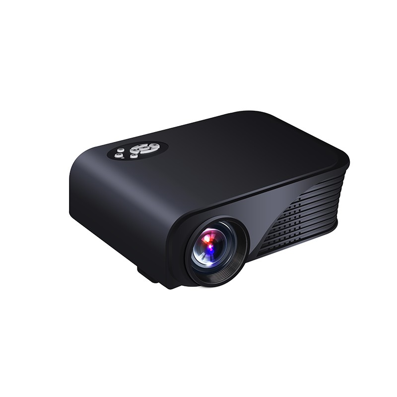 FLYIN LCD led Portable 1080p S320 Pico Mini Led projector
