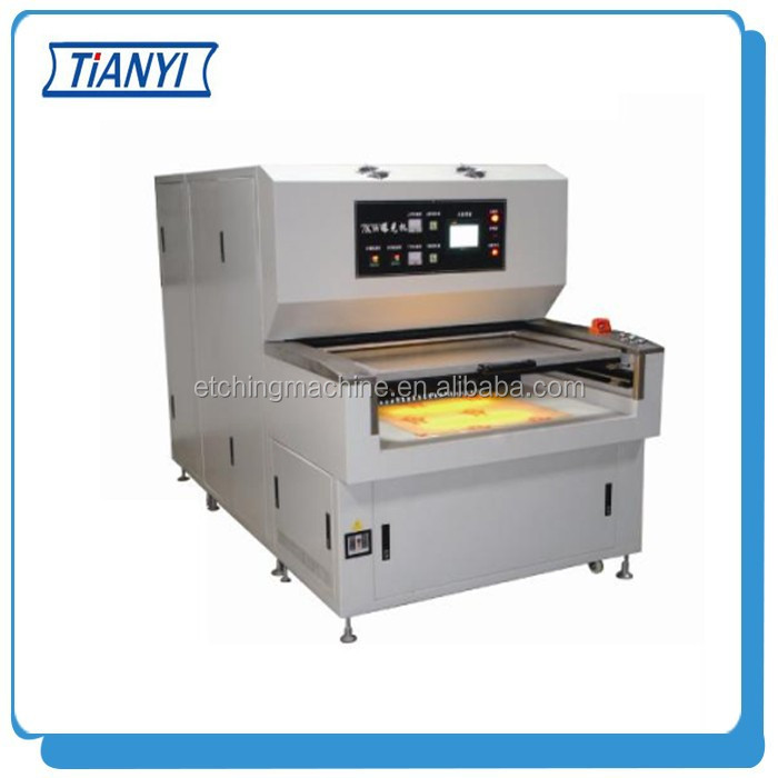 Automatic PCB board screen uv Exposure machine manufacturer