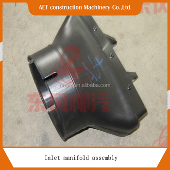 Quality Inlet manifold assembly for Dongfeng Liuqi Chenglong trucks Lorry spare parts on sale