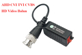 AOST Best Quality CCTV AHD CVI TVI HD Video Balun Support 720P 960P 1080P Camera