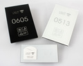Electronic hotel guest room door number doorplate Doorbell with DND MUR