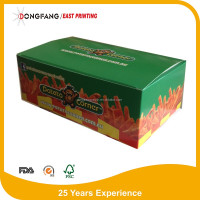 disposable paper packaging fried chicken box