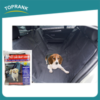 Cheap wholesale new design 600D removable funny car seat covers for dog