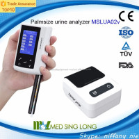 Portable mini urine analyzer for both homecare and laboratories (MSLUA02V)