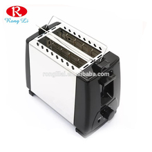 TWO Slice Toasters/Cordless Toaste Bread Machine Sandwich Toaster with Stainless Steel Panel Toasters